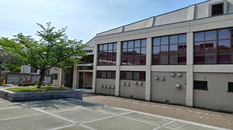 山口大学共通棟